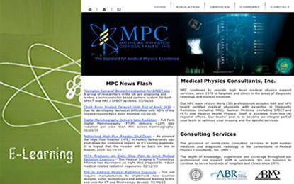 E-Learning web design and web development